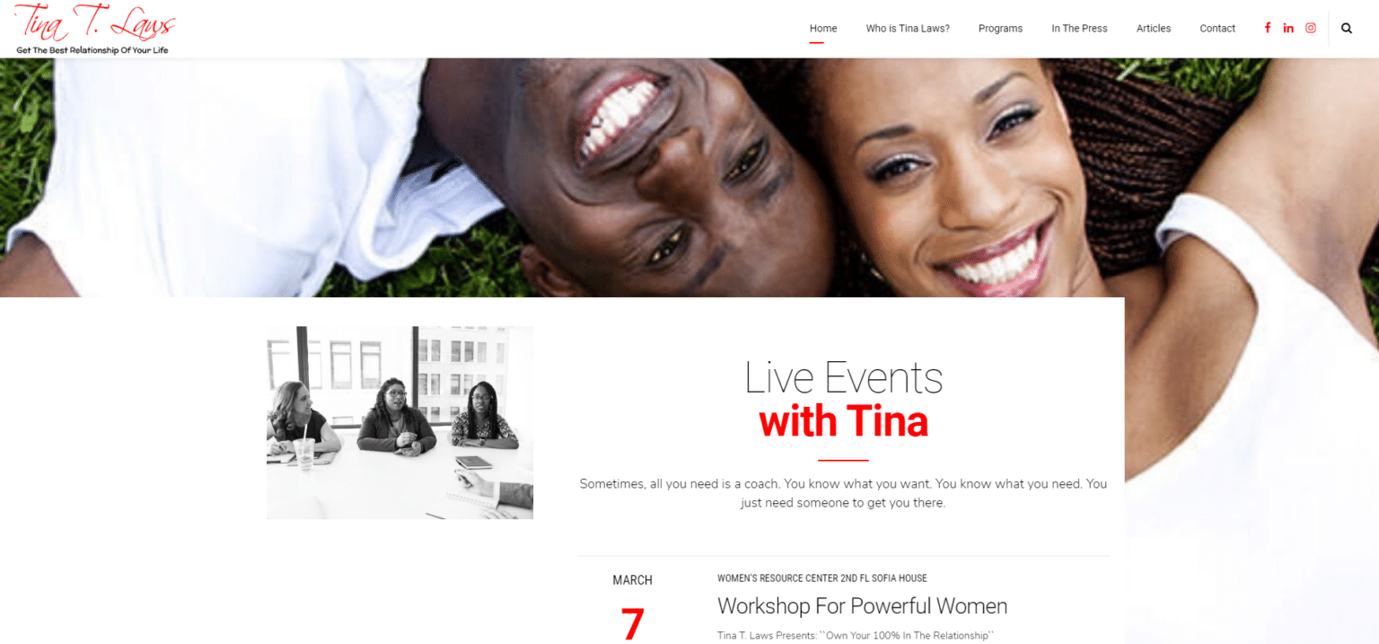 Tina Laws Consulting