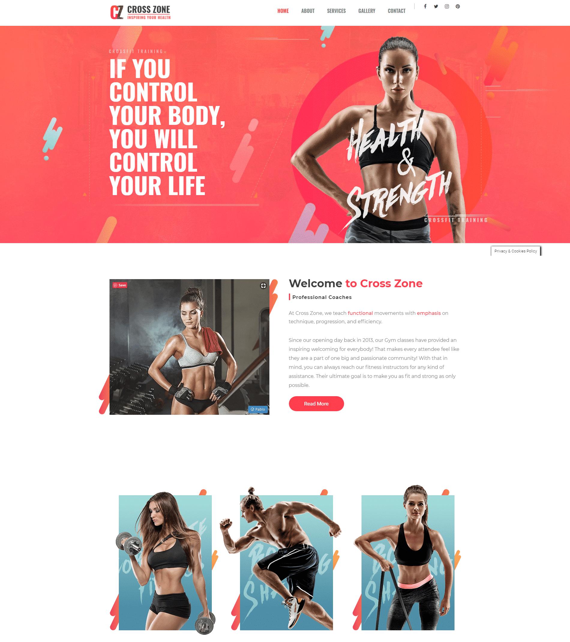 Fitness Studio DFY