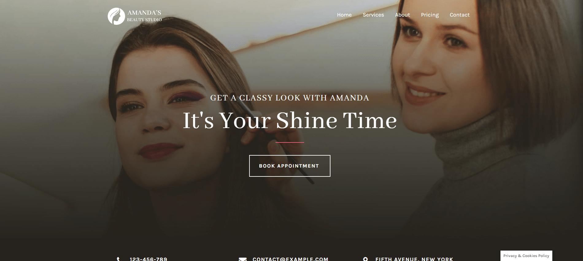 Makeup Artist Agency