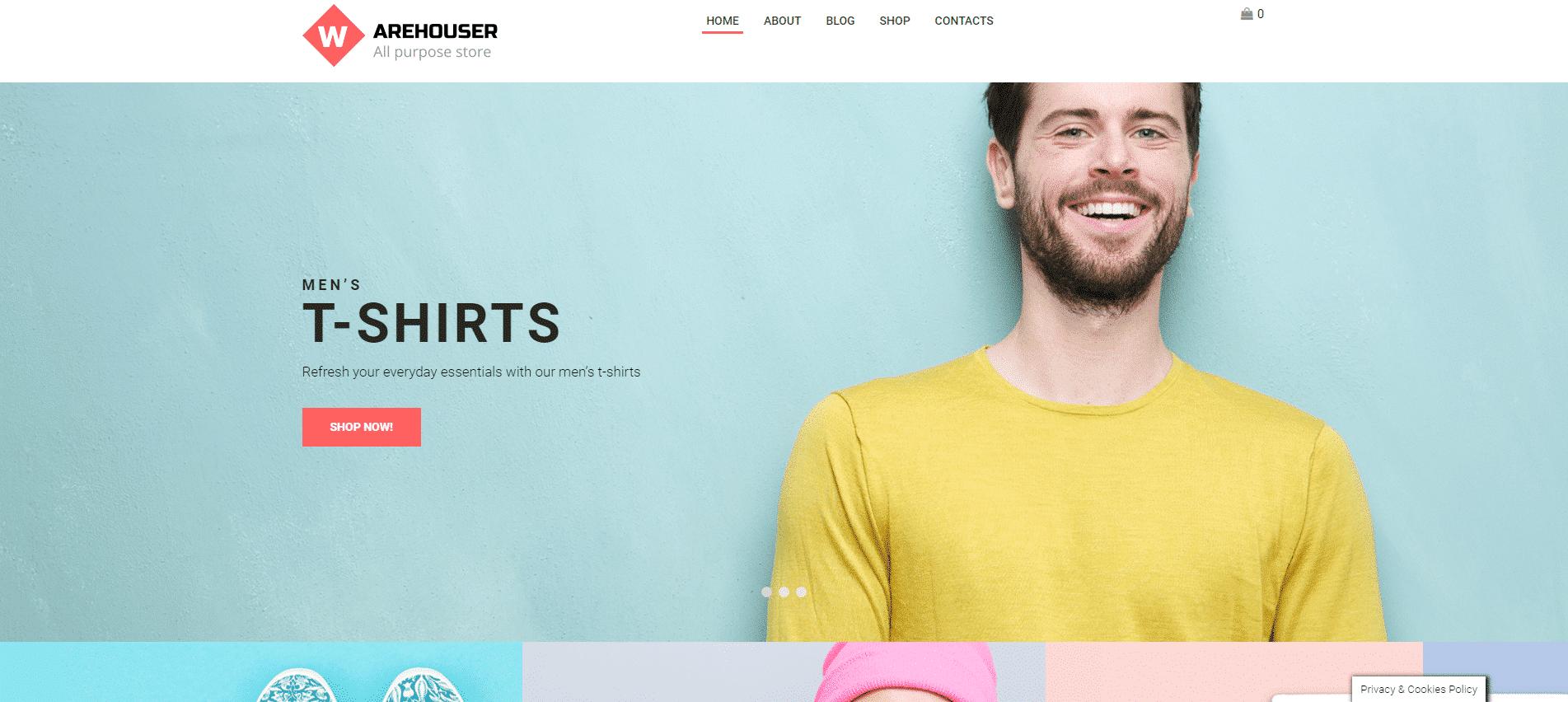 Multi Brand Online Store DFY