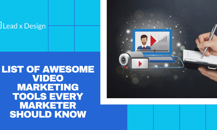 Awesome Video Marketing Tools